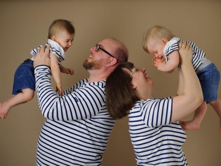 Séance photos de famille à Strasbourg
