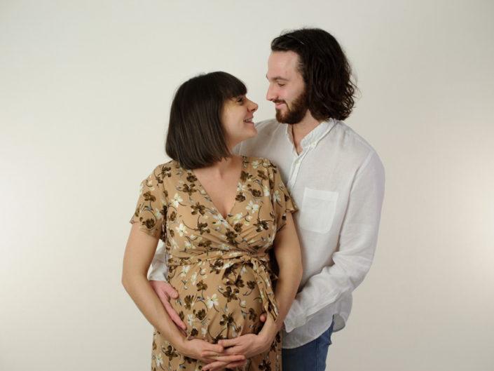 Séance photos maternité à Strasbourg