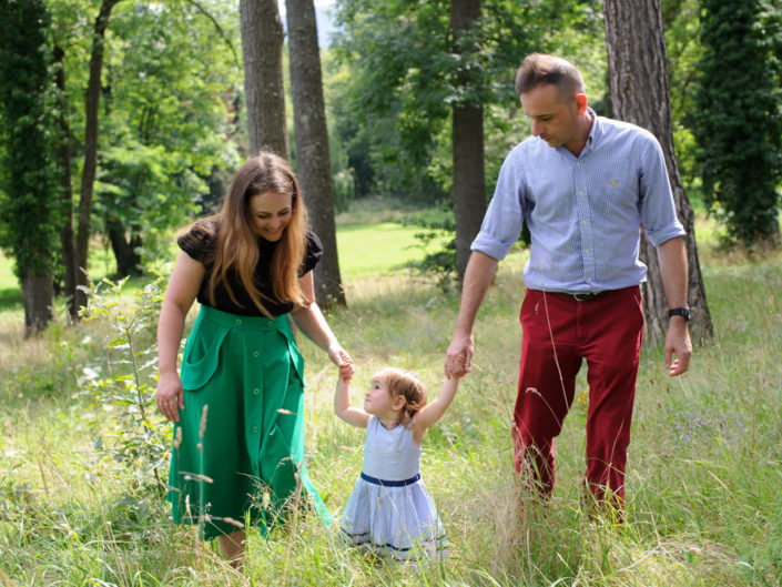 Shooting photos de famille à Strasbourg