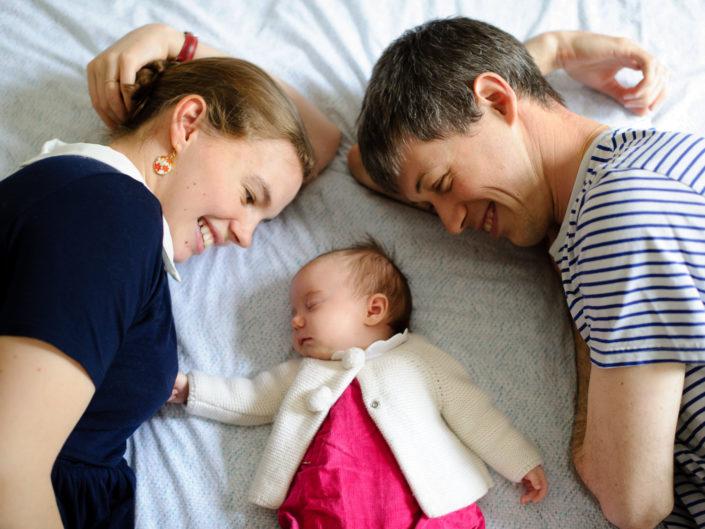 Photographe de bébé et naissance à Strasbourg